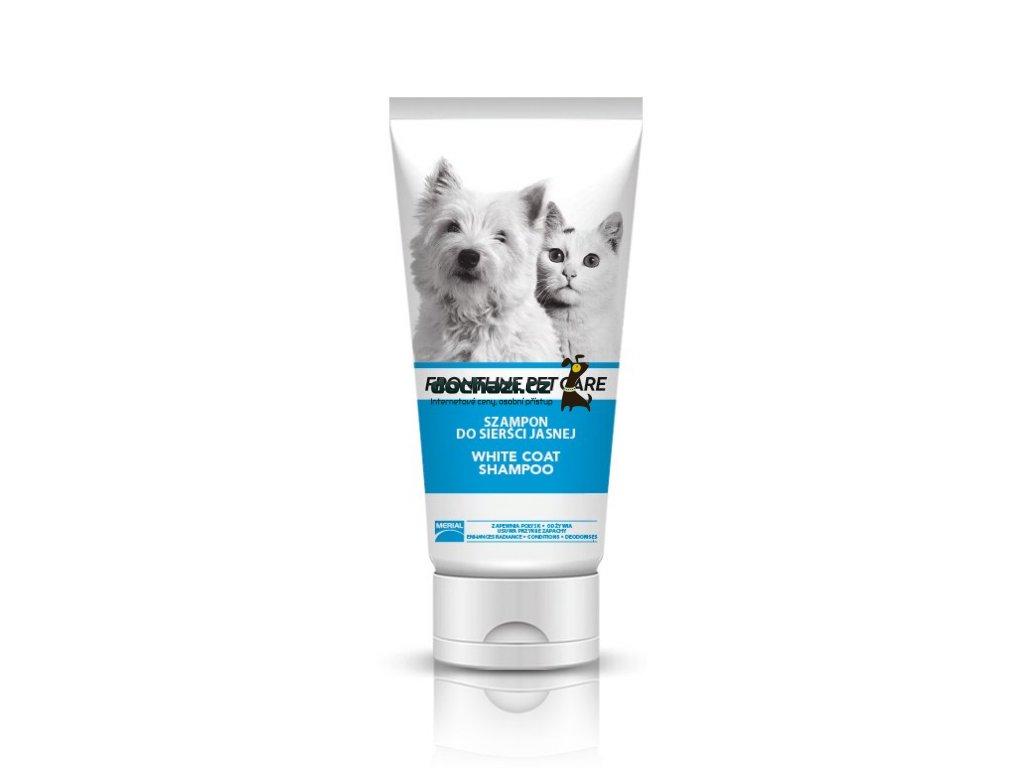 Frontline P.C. - šampón na bílou srst