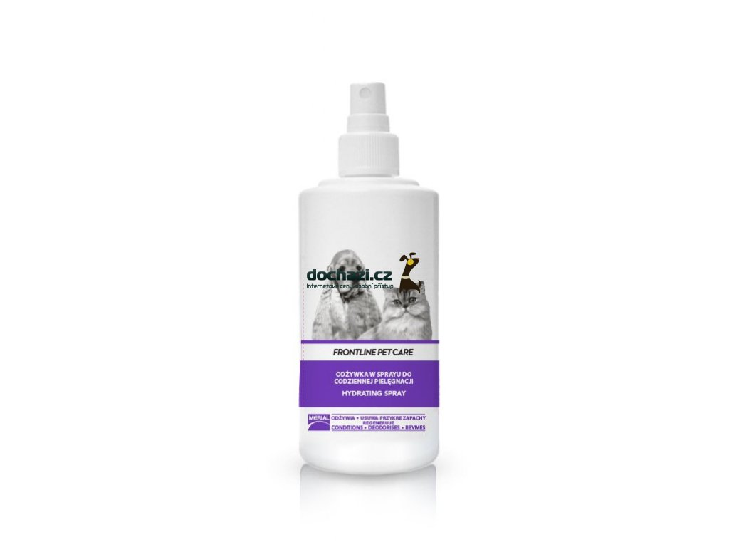 Frontline P.C. - hydratační sprej