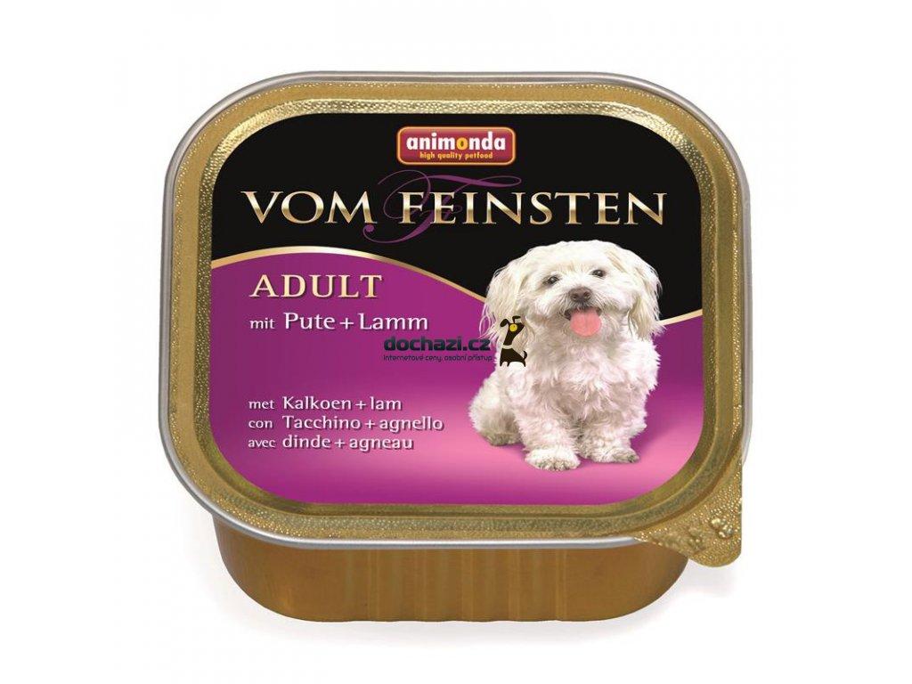 ANIMONDA dog paštika ADULT drůbeží/telecí 150 g
