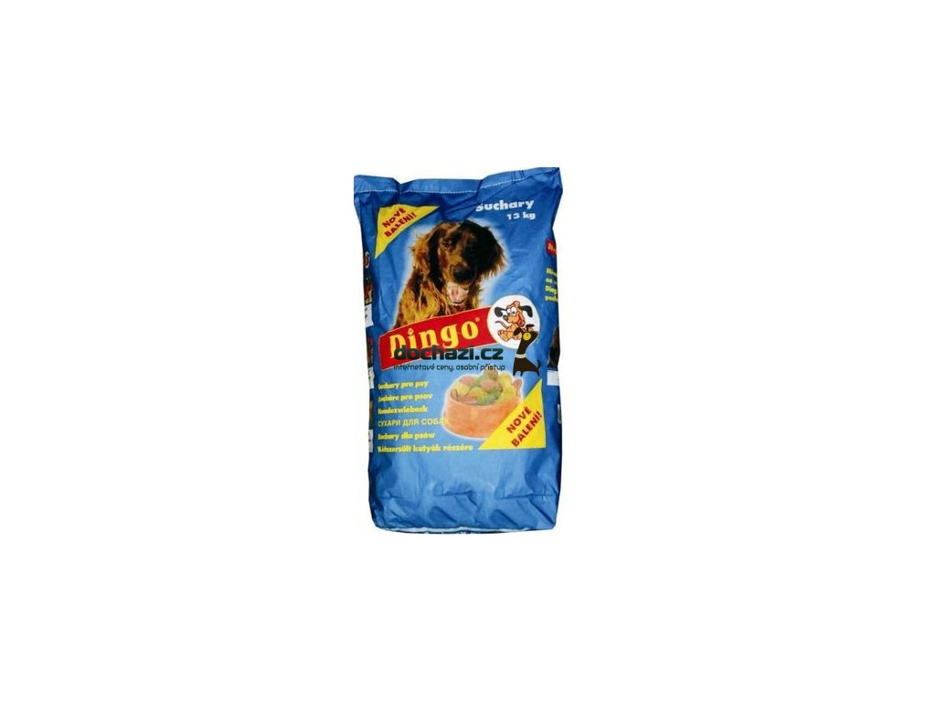 Dingo suchary PŘÍRODNÍ