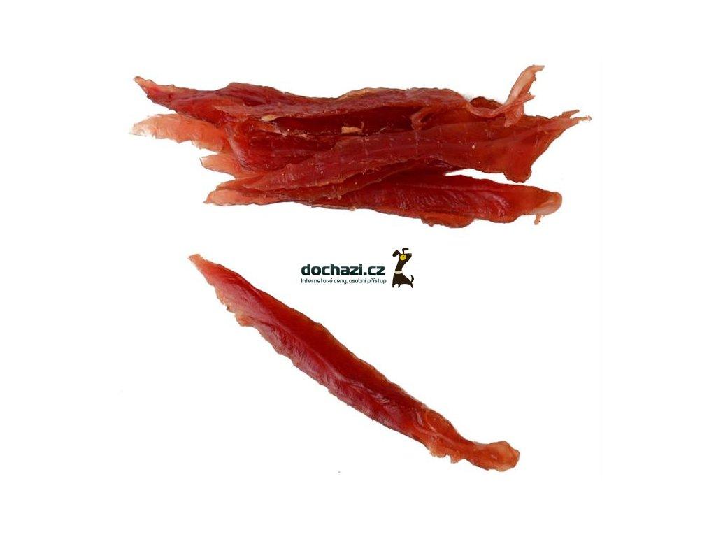 Want pamlsek - jerky měkké kachní 250 g