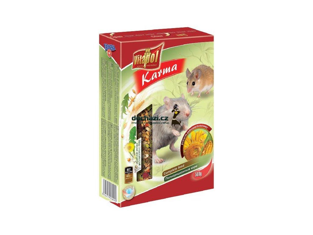 VITAPOL směs pro myšky a pískomily 500 g