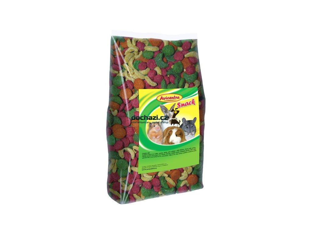 Avicentra HLODAVEC barevné křupky 200 g
