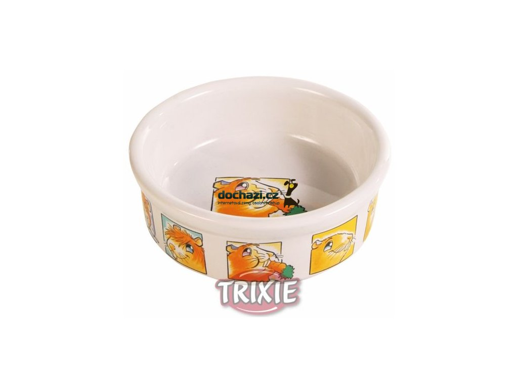 Trixie Miska porcelánová 290ml/11cm
