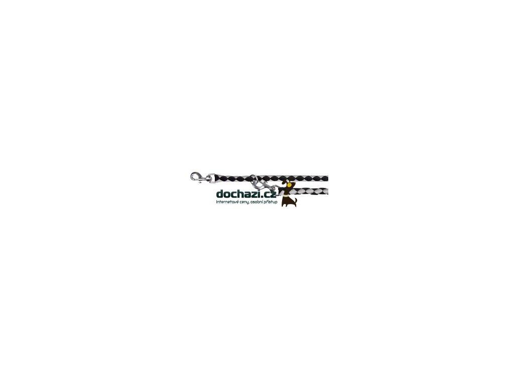 TRIXIE - Vodítko KULATÉ CAVO prodlužovací 18mm/2m L- XL
