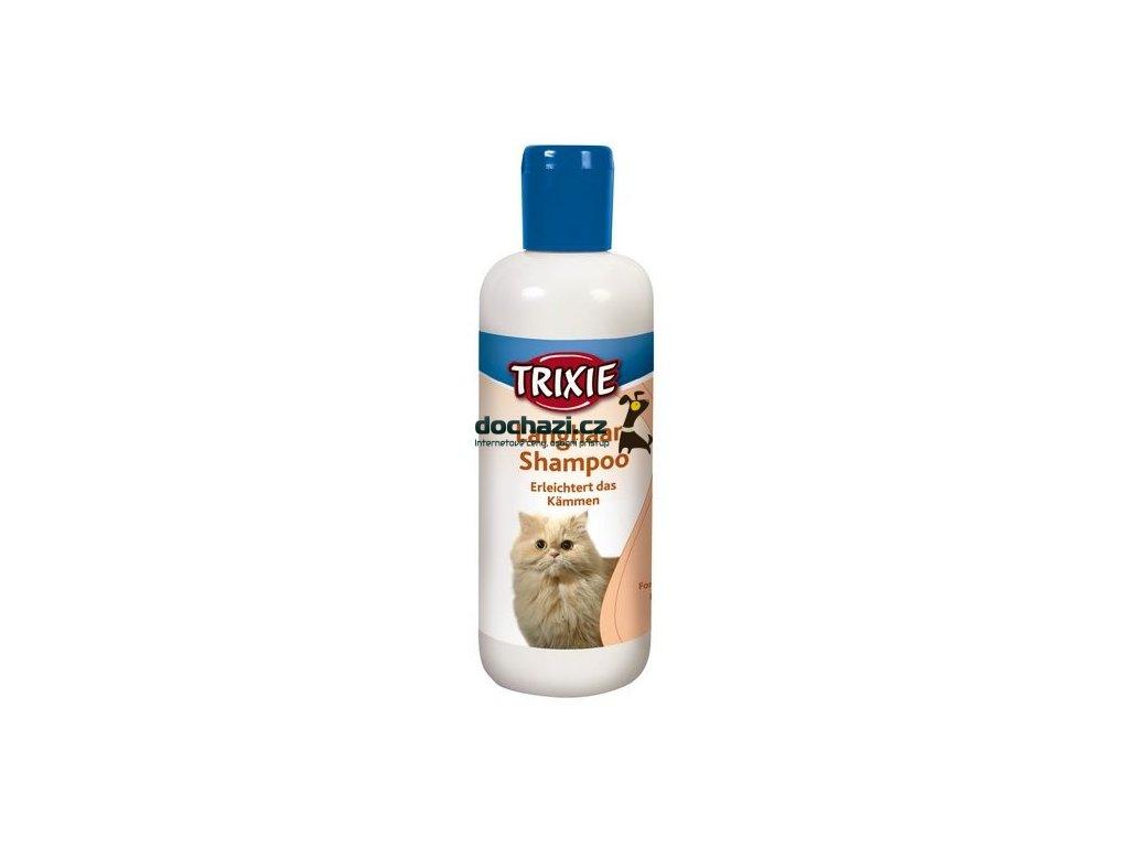TRIXIE - Šampon KATZEN LANGHAAR (pro kočky) 250ml
