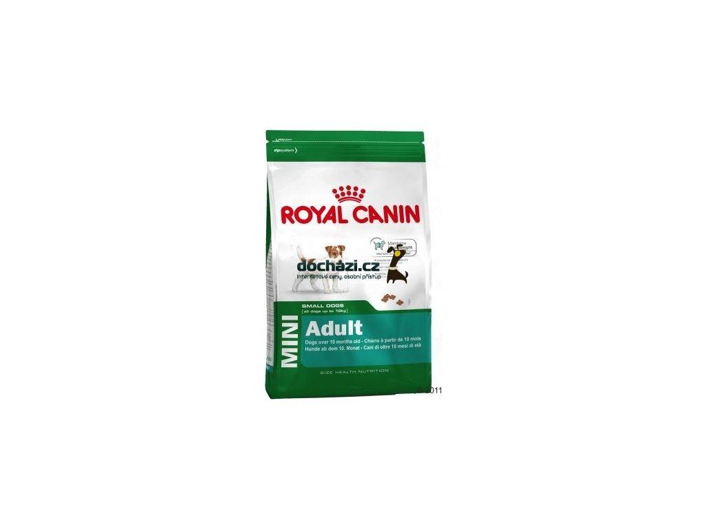 ROYAL CANIN - Mini Adult