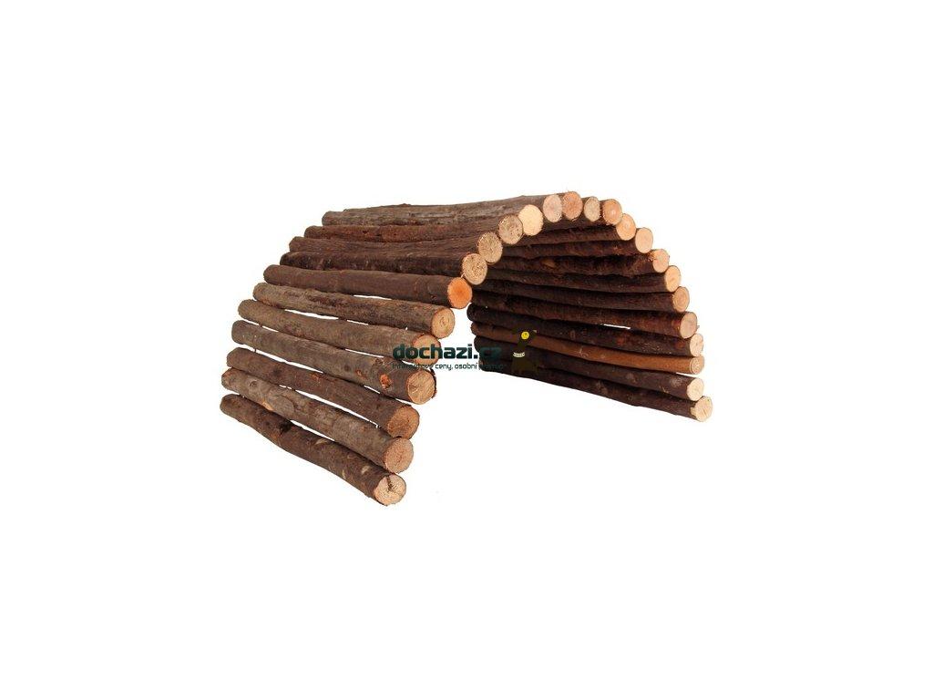 Trixie hlod. MOST dřevěný 65x40/králík