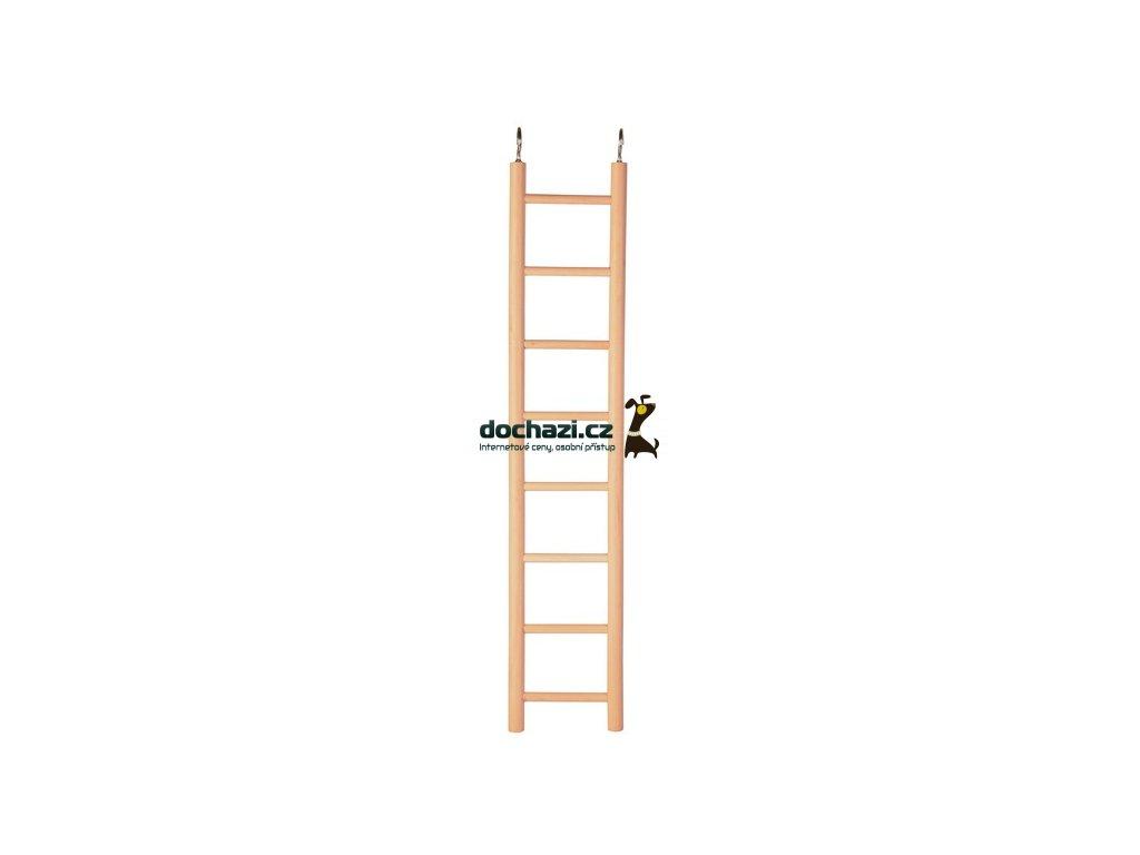 Trixie Dřevěný závěsný žebřík 4příčky 20cm