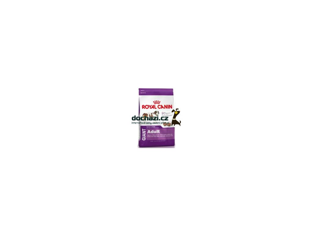 ROYAL CANIN - GIANT Adult 15Kg