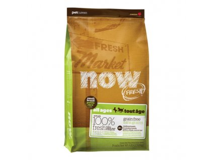 PETCUREAN NOW FRESH grain free ADULT small