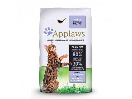 Applaws Adult Cat Chicken & DUCK