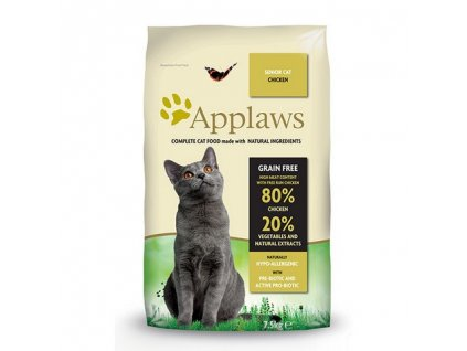 Applaws SENIOR Cat Chicken