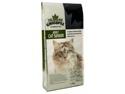 CHICOPEE - cat ADULT SENIOR 15Kg