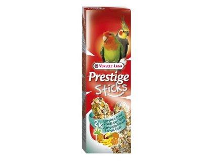 VL Prestige tyč stř. papoušek - různé druhy 2 ks, 140 g