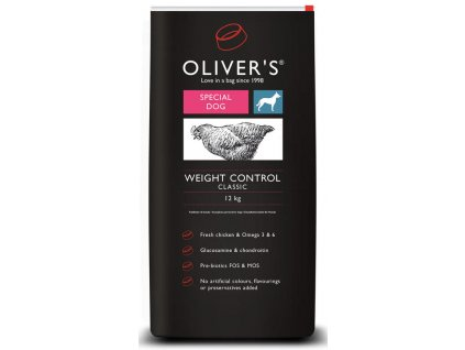 Olivers Weight Control classic 12 kg