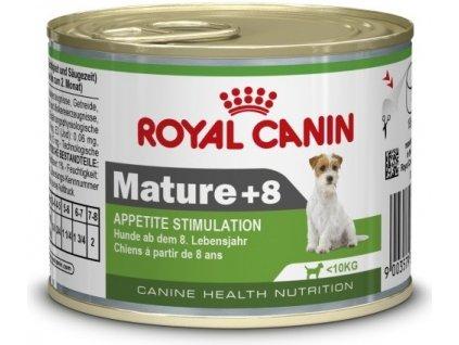 Royal Canin dog konzerva MATURE 8+ 195g