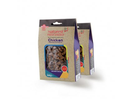 Naturest Mini Fresh Energy Chicken 200g