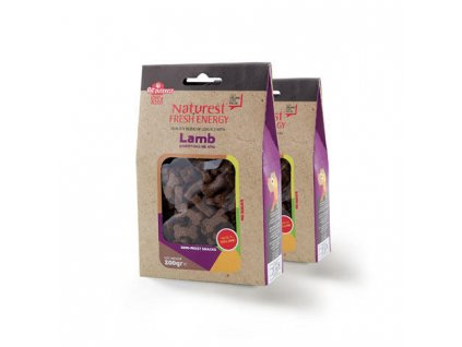 Naturest Mini Fresh Energy Lamb 200g