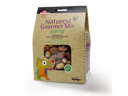 Naturest Gourmet Mix Party Small Bites 400g