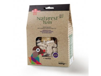 Naturest Yum Biscuits 400g