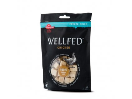 Wellfed Dog F.D. Pure Chicken 45g