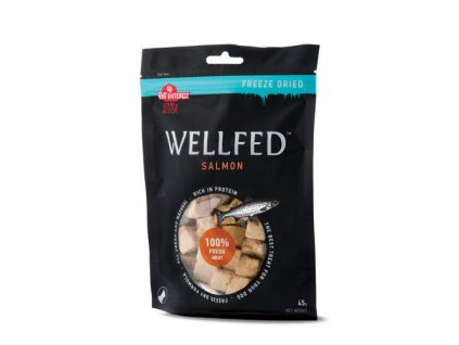Wellfed Dog F.D. Pure Salmon 45g