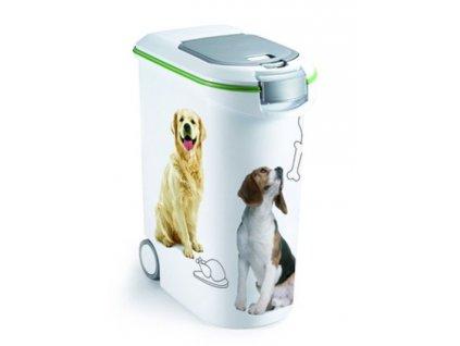 Kontejner na krmivo psi 20kg
