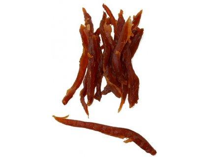 Want pamlsek - jerky měkké kuřecí proužky 250 g
