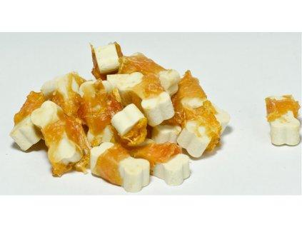 Want pamlsek - kostička sýrová s kuřecím masem 500 g