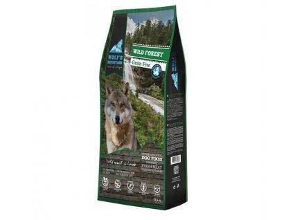 Wolf's Mountain Dog Wild Forest Grain Free 12,5 kg