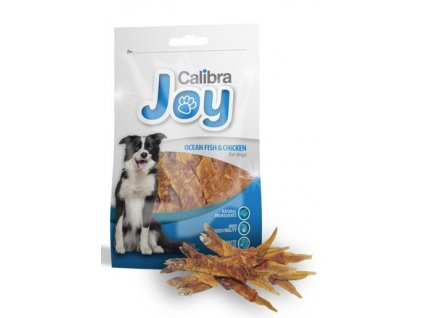 CALIBRA JOY OCEAN fish/chicken 80 g