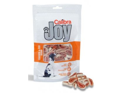 CALIBRA JOY chicken/cod SUSHI 80 g