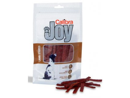 CALIBRA JOY LAMB stripes 80 g