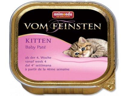 ANIMONDA cat paštika BABY paté 100 g