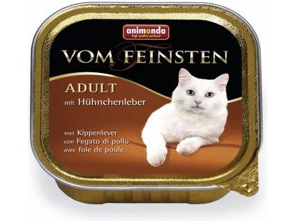 ANIMONDA cat paštika ADULT kuřecí/játra 100 g