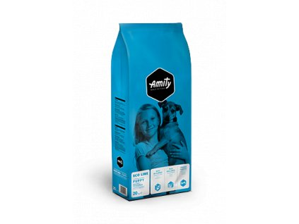 AMITY Eco line dog PUPPY 20 Kg
