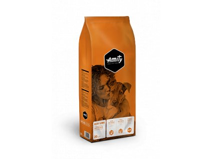 AMITY Eco line dog ACTIVE 20 Kg