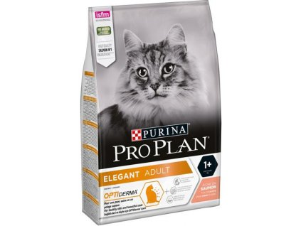 PRO PLAN Cat Elegant Plus Salmon 3 kg