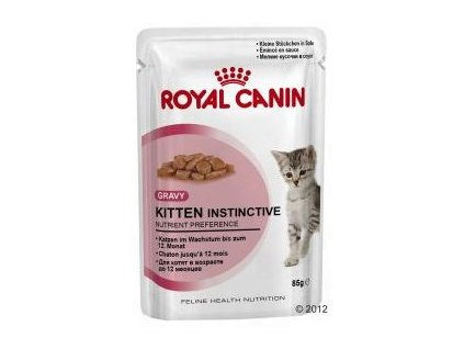 Royal Canin cat kapsa KITTEN 85 g