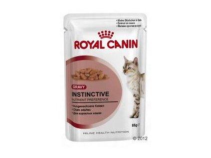 Royal Canin cat kapsa INSTINCTIVE 85 g