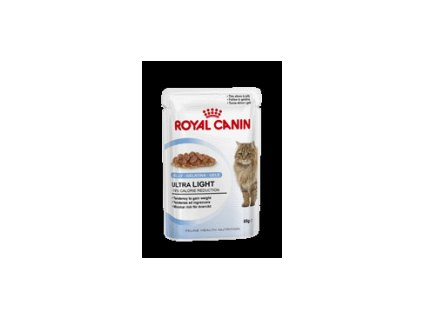 Royal Canin cat kapsa ULTRA LIGHT 85 g