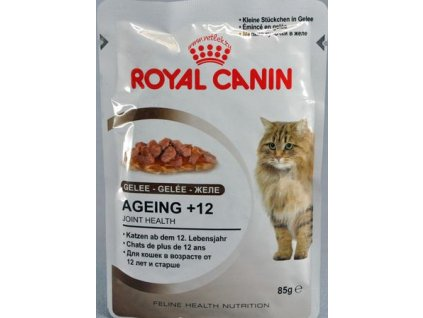 Royal Canin cat kapsa AGEING +12   85 g