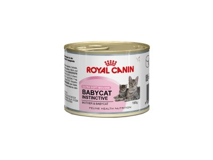 Royal Canin cat pěna BABY CAT 195 g