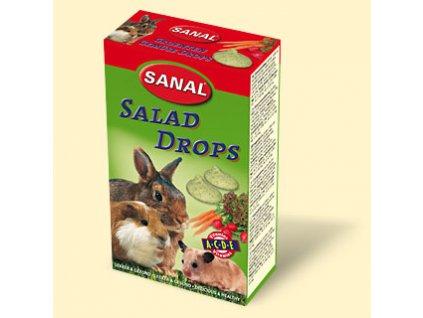 Sanal hlodavci SALAD drops 45 g
