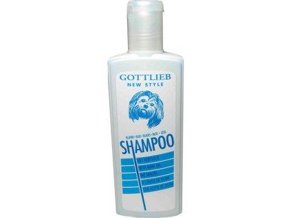 GOTTLIEB - Šampon BLUE vybělující 300ml
