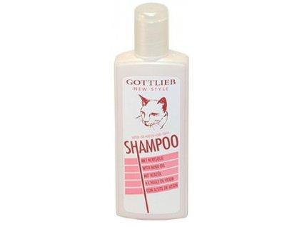 GOTTLIEB - Šampon pro kočky 300ml
