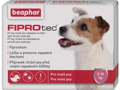 antipar. spot-on BEAPHAR FIPROtec dog
