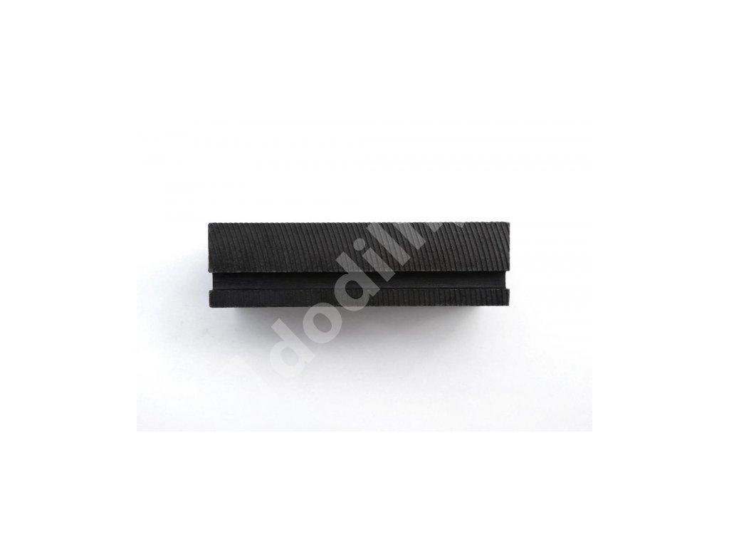 15814 1 kostka s drazkou pro pasovou pilu topland g5012wa 230 v