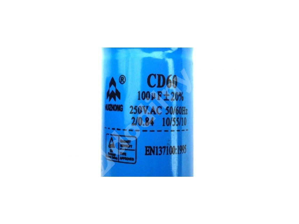 19609 1 rozbehovy kondenzator pro pilu uni max bs 115hva 230 v